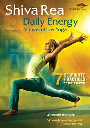 DVD Shiva Rea Daily Energy